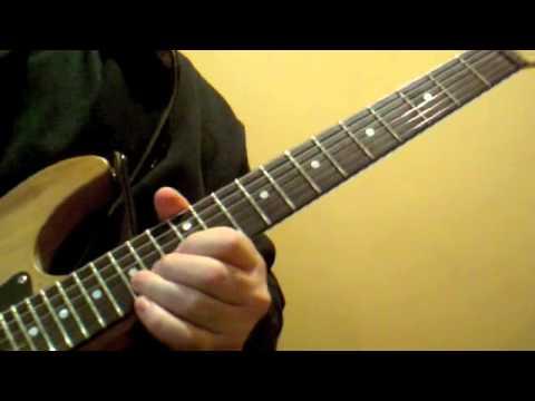 Aerosmith Pandora S Box Intro Guitar Cover Youtube