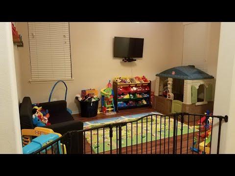 Playroom Tour | Toddler's Playroom 🤸