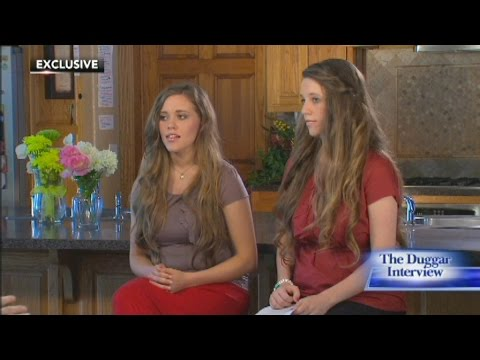Part 1 of Megyn Kelly's interview with Duggar sisters Jill and Jessa