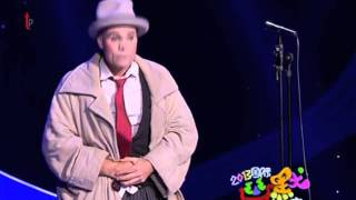 Mime comedy act from China Comedy Festival on CCTV - Comique_45 Thumbnail