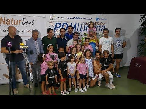 VÍDEO: El acto de entrega de premios de la Liga Naturdent de Fútbol Sala