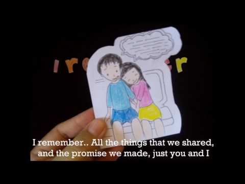 Lyric Video I Remember (Mocca)