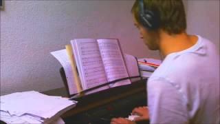 Ich war noch niemals in New York - Udo Jürgens - Piano