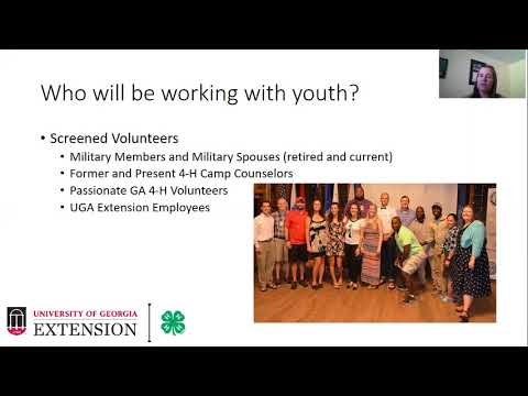 Adventure Teen Leadership Summit Parent and Youth Information Session