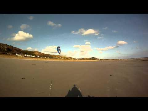 Kite Buggy  - GoPro HD
