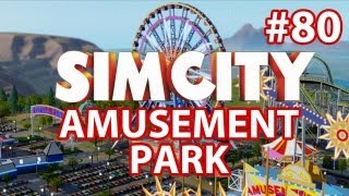 SimCity Amusement Park DLC - Walkthrough Part 80