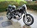 Yamaha Virago XV750 Cafe Racer Rebuild Project inc videos