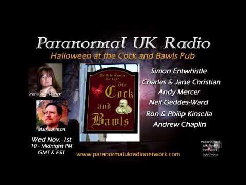 Paranormal UK Radio - Halloween Show