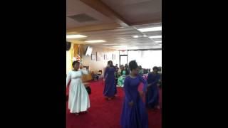Palm Sunday ATCI Youths ministry. ..Son of God