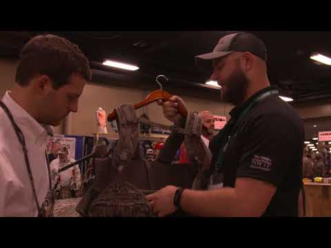 Alps Outdoorz Turkey Vest | New Turkey Hunting Gear | Mossy Oak At NWTF 2018