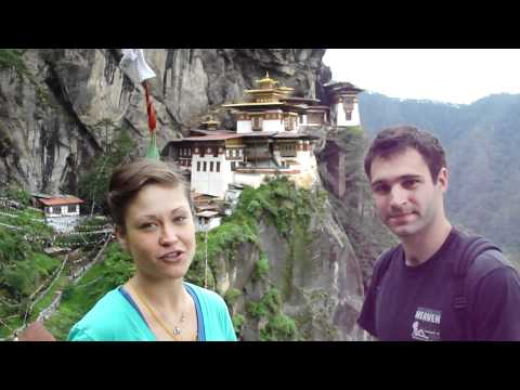 "Story behind Bhutan's ""Tiger's Nest"""