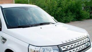 Видео обзор  Land Rover Freelander II   2.2 л, 190 л.с.дизель 2011 г