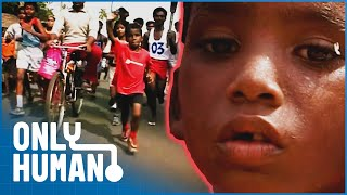Extraordinary People Documentary | The Boy Who Can't Stop Running | Only Humann