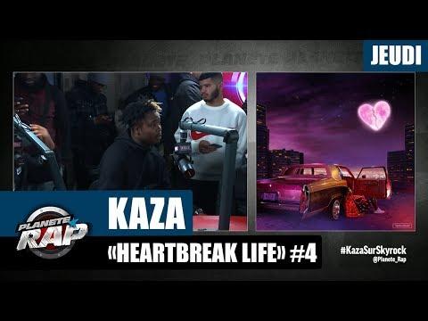 Youtube: Planète Rap – Kaza«HEARTBREAK LIFE» #Jeudi