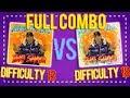 Man's Not Hot  Easy VS Hard   Full Combo (13 vs 18)   ROBEATS   ROBLOX