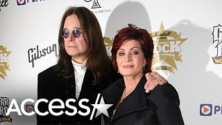 Ozzy Osbourne And Wife Sharon Get Emotional Announcing His Parkinson's Disease Diagnosis
