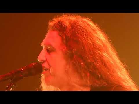 Slayer   Hell Awaits  Live at Arena Manchester 9th Nov 2018
