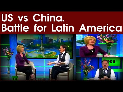 US vs China | 'Battle for Latin America' | Politics, Trade, Investment