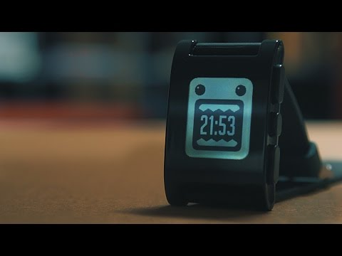 Обзор Pebble Watch 2.0