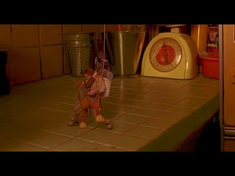 Most creative movie scenes from The Borrowers (1997)