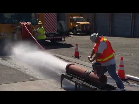 Sewer Cleaning in Los Angeles California with Kent Carlson