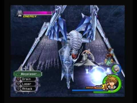Kingdom Hearts 2 Final Boss