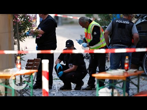 Explosion Near Festival in Germany | The New York Times