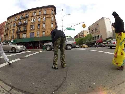Harlem: Frederick Douglass Boulevard &116th St. (15:37)