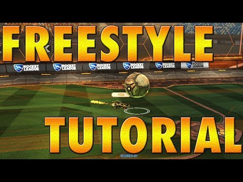 TUTORIAL FREESTYLE (español) - Rocket League