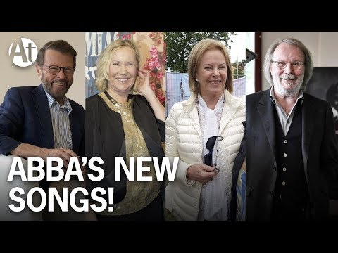 ABBA REUNION 2018! New songs! I Still Have Faith In You and  Concert Tour interview