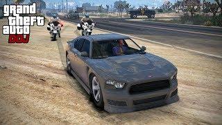 GTA 5 Roleplay - DOJ 235 - Interesting Uber (Criminal)