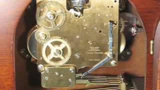 Hermle 21130-N90340 Mantel Clock