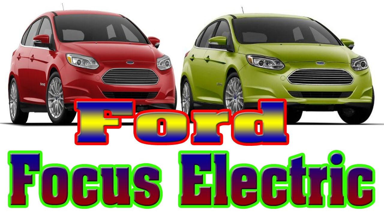 2018 Ford Focus Electric Review Range New Cars