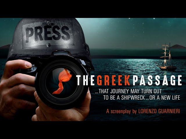 """Sizzle Reel of  """"The Greek Passage"""" Feature Film Project 2021"""