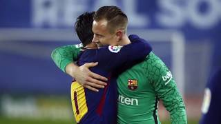 Real Sociedad vs Barcelona [2-4] - La Liga, 2018 - Player Ratings