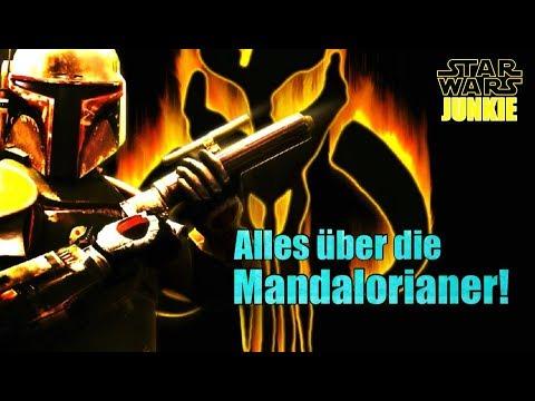 Star Wars Alles über Die Mandalorianer Deutsch German