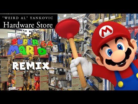 Weird Al Hardware Store Remix (SM64 Edition)