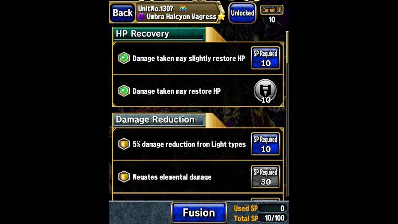 Brave Frontier: Omni Units SP System Explanation!!!