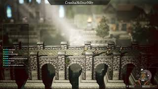 Octopath Traveler Live Playthrough part 9