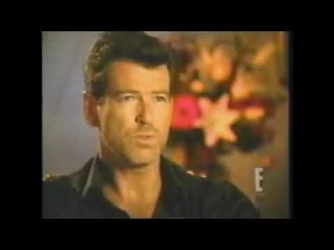 E Celebrity Profile Pierce Brosnan