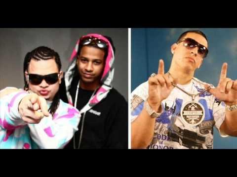 Daddy Yankee Ft. Jowell y Randy - Bailando Fue (Original & Completa 2009*****)