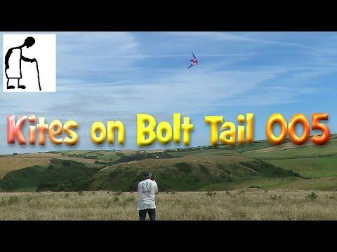 Kites on Bolt Tail 005 Stunt Kite