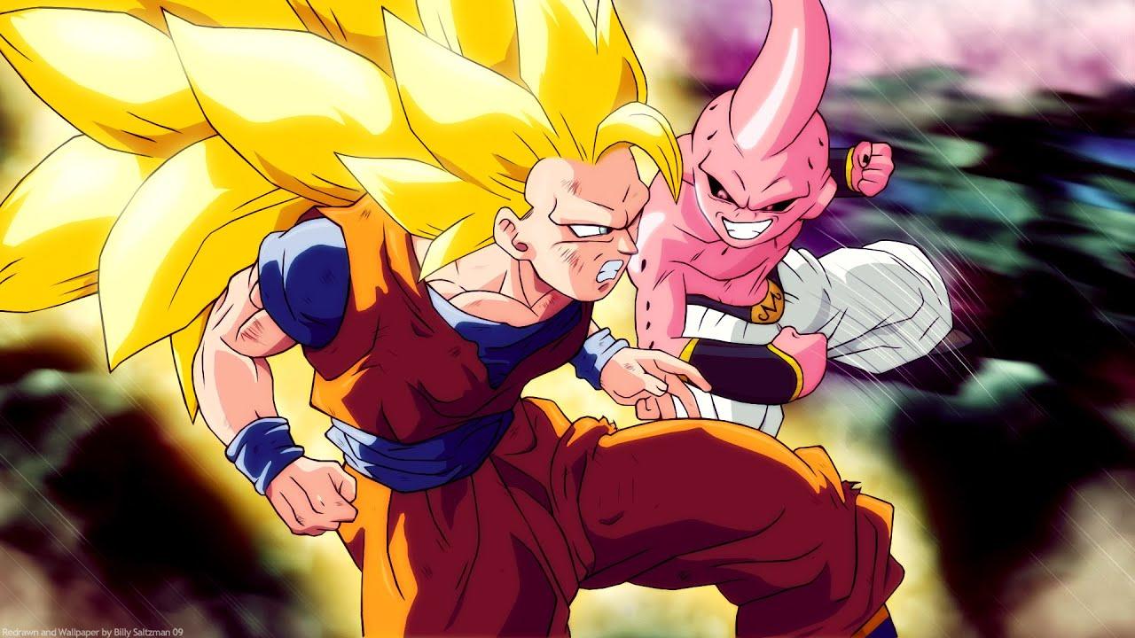 Dbz goku vs kid buu amv1080p full hd youtube altavistaventures Images