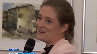 В Гусеве прошла выставка картин художников из Санкт-Петербурга и Калининграда