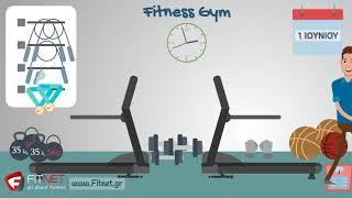 FitNet απολυμάνσεις γυμναστηρίων