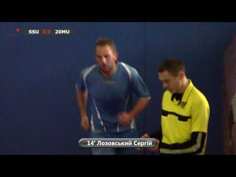 Обзор матча Spilna Sprava United - 20minut.ua United #itliga13