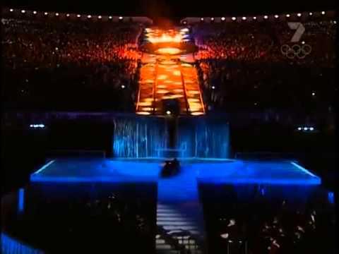 Sydney 2000 - Cauldron Lighting - Glitchless Redux