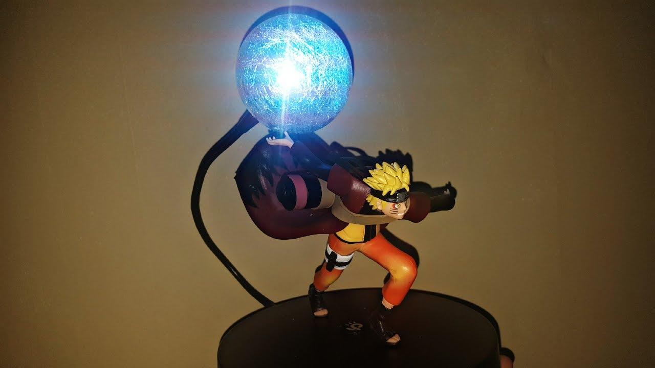 Naruto Rasengan Sage Mode Multi Color Lamp Review Buy It Here