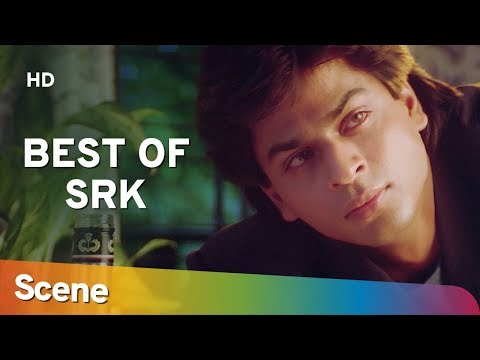 Best Of SRK From Yeh Lamhe Judaai Ke | Raveena Tandon | Mohnish Behl | Hit Hindi Movie