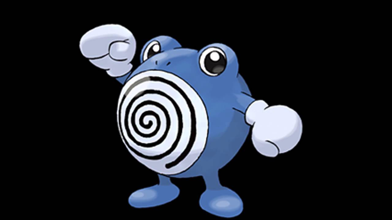 061 poliwhirl cry youtube